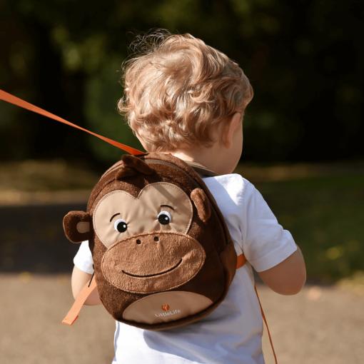 gyerek hátizsák pórázzal