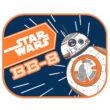 Autós napellenző Star wars