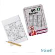 50 Sudoku kezdőtől haladói szintig