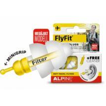 Alpine FlyFit Szűrős füldugó utazáshoz