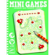 DJECO mini játékok - Labirintusok