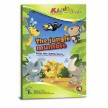 Keresd a különbséget Kiddo Books