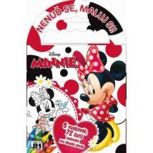 Disney Minnie úti színező
