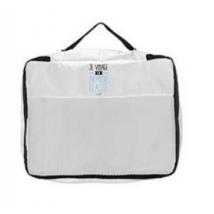 JET LAG bőröndrendező L méret fehér