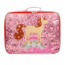 Gyerek bőrönd - Ló