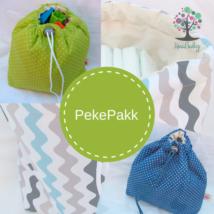 PekePakk – a kézipoggyász rendszerező kisgyerekes családoknak