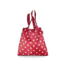 Mini Maxi táska Piros pöttyös