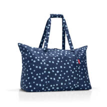 Mini Maxi Travelbag Navy dots
