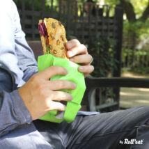 Boc'n'Roll Szendvics csomagoló - Négyzet