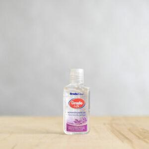 BradoLife Kézfertőtlenítő gél 50 ml Levendula