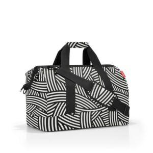 Allrounder nagyméretű utazótáska - zebra