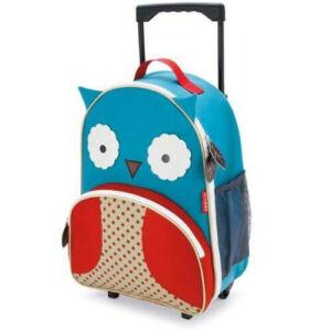 Skip Hop gyerek bőrönd bagoly