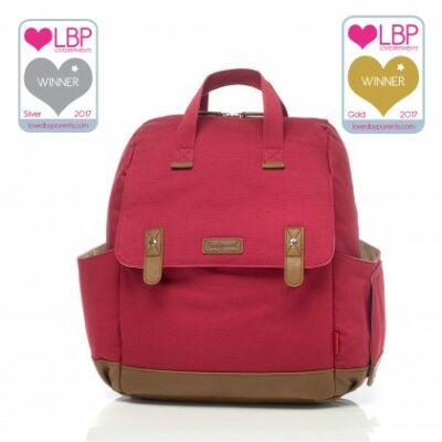 Babymel pelenkatáska - Robyn hátizsák Red