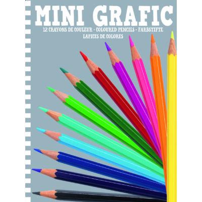 Djeco mini színes ceruza