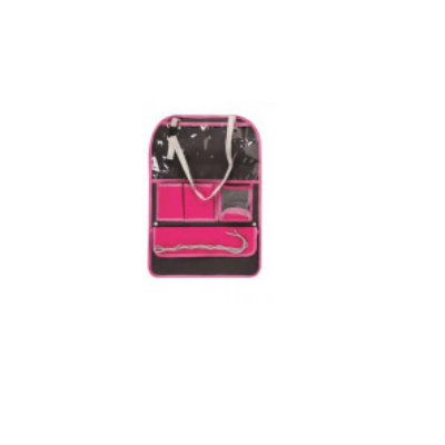 Tom&Cloe autós tároló pink