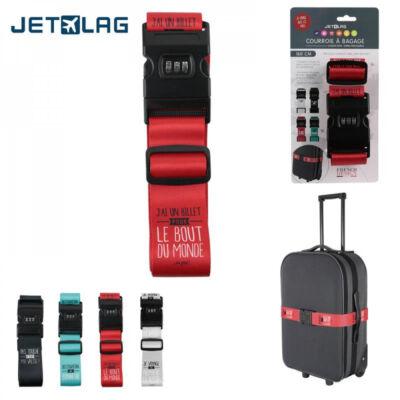 Bőrönd biztonsági pánt