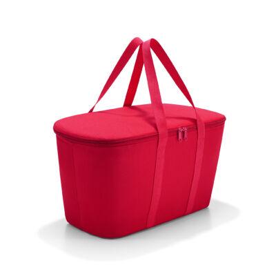 Hűtőtáska piros