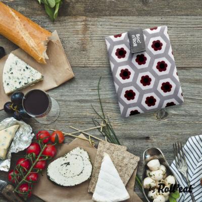Boc'n'Roll Szendvics csomagoló - Spanyol csempe mintával