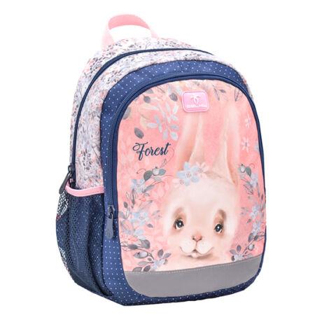 Belmil Hátitáska, Kiddy Plus 305-4/A, Animal Forest Bunny