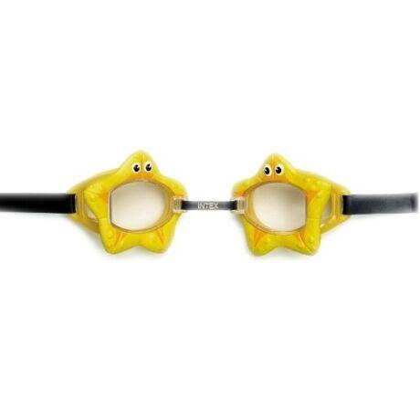 INTEX Fun búvárszemüveg sárga