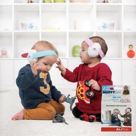 Alpine Muffy Baby hallásvédelem