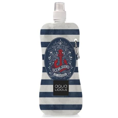Aqua Licious kulacs Navy