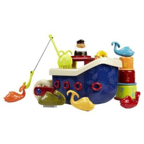 B. Toys Tengerész halászhajó