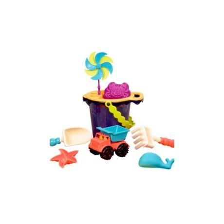 B. Toys Homokozó szett vödörrel