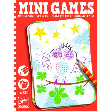 Djeco Mini Games Pontösszekötő