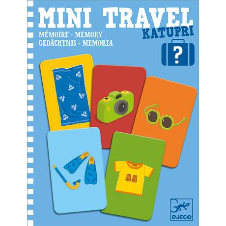 Djeco Travel Memória