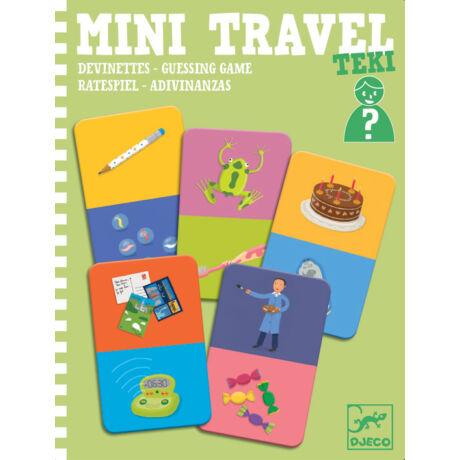 Djeco Mini travel Teki