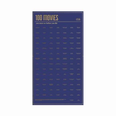 Poszter, 100 film amit meg kell nézni