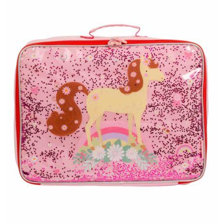 A Little Lovely Company bőrönd Ló