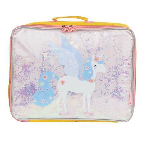 A Little Lovely Company bőrönd Unikornis