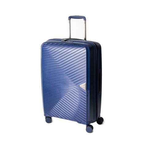 Gotthard törhetetlen közepes méretű bőrönd