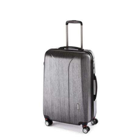 New Carat nagy bőrönd Black