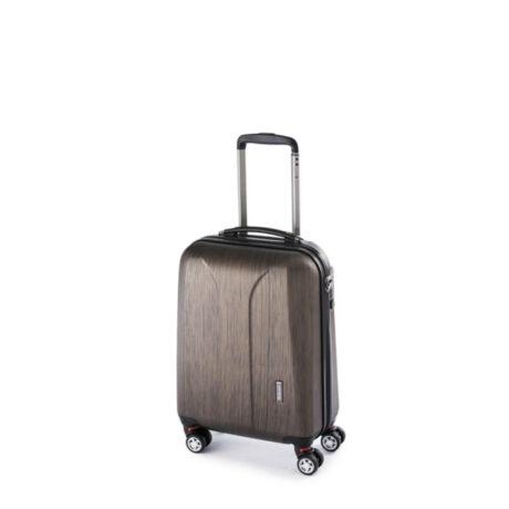 New Carat kabinbőrönd Bronze Brushed