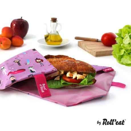 Boc'n'Roll Szendvics csomagoló - Gyerek