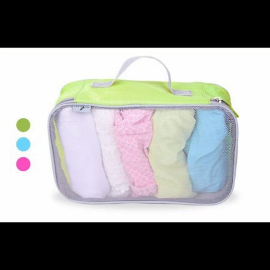 Travelsky bőröndredszerező zöld L