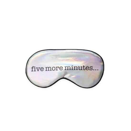 Alvómaszk - Five More Minutes