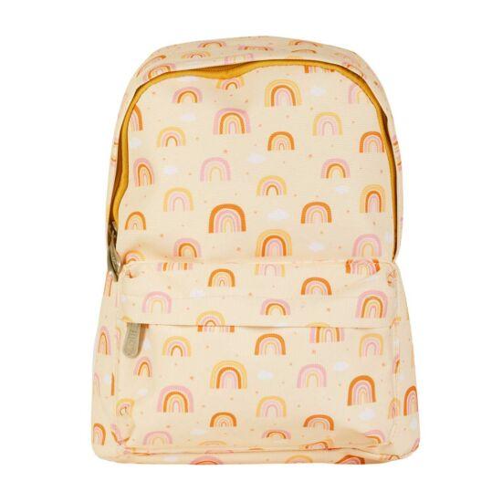 Mini hátizsák szivárvány