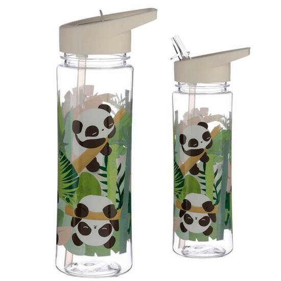 Panda mintás kulacs 550 ml