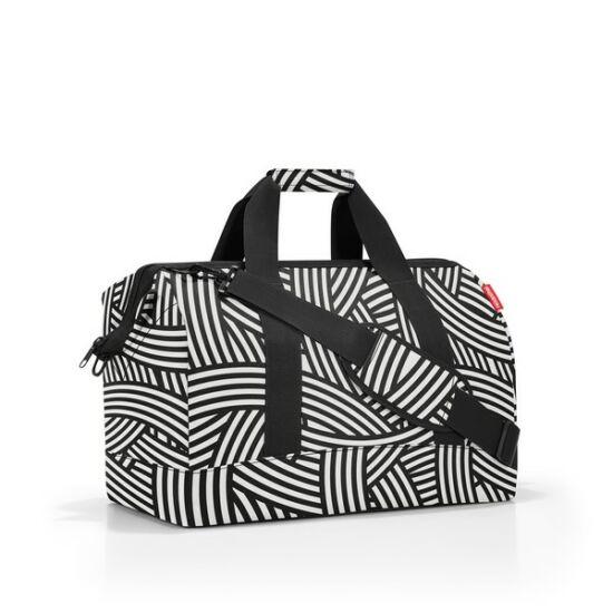 Reisenthel  Allrounder L nagyméretű utazótáska - zebra