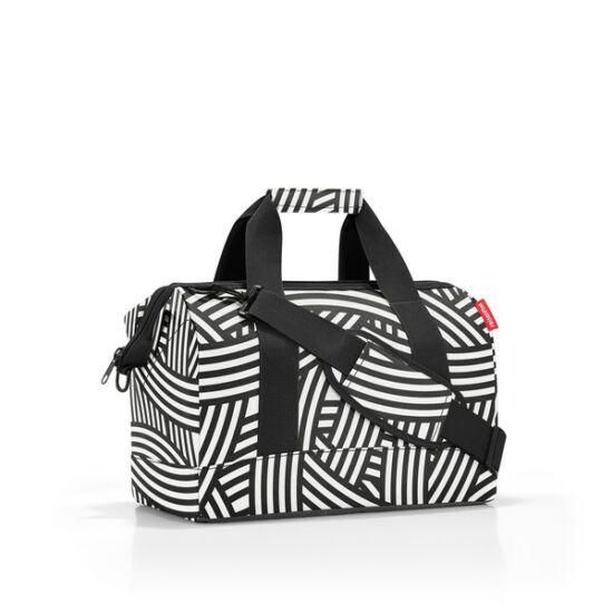Reisenthel  Allrounder M közepes méretű utazótáska - zebra