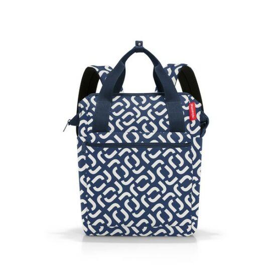 Allrounder R hátizsák kék mintás