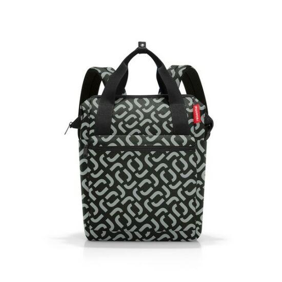 Allrounder R hátizsák fekete mintás