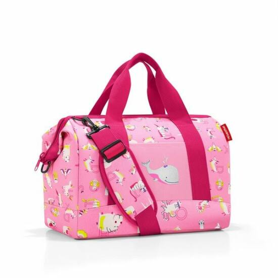 Reisenthel utazótáska gyerekeknek - pink