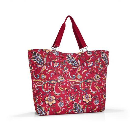 Reisenthel Shopper Xl paisley ruby