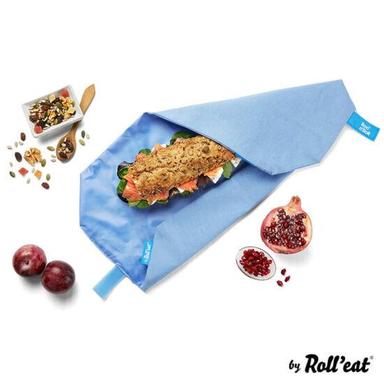 Boc'n'Roll öko szendvicscsomagoló, palakék
