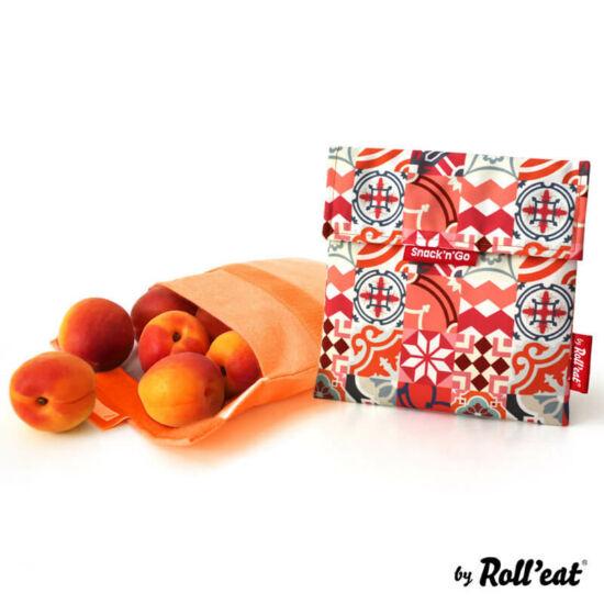 Snack'n'go essential ételtasak narancs